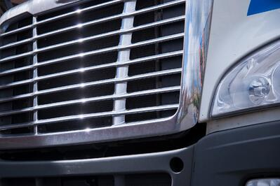 Chrome-Plated-Truck-Grill-Injection-Molded-Plastic